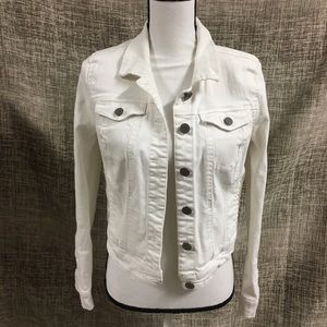 Romeo & Juliet Couture White Jacket